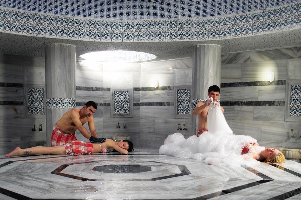 Turkish Bath & Hamam benefits