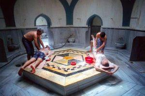 Kasimpasa Buyuk Hamam Bath Istanbul