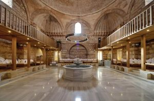 Kilic Ali Pasa Hamami turkish bath pic-1