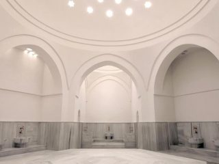 Kilic Ali Pasa Hamami turkish bath pic-2