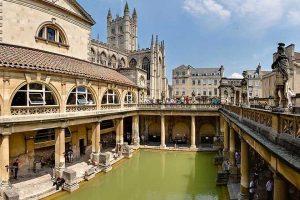 roman baths thermae