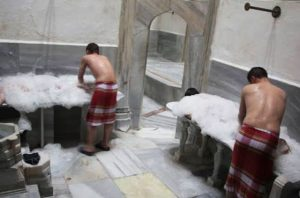 Suleymaniye Hamam Bath Istanbul