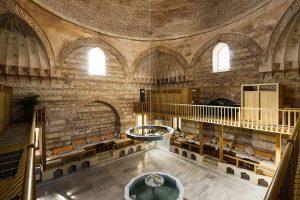 Historical baths of Istanbul