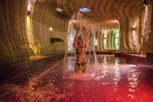 Cappadocia Hot Water Cave Pool
