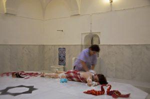 Sengul Hamami Turkish Bath Ankara pic-6