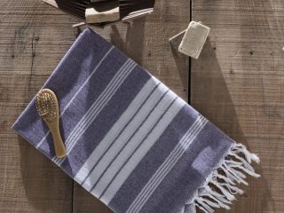 turkish pestemal towel striped 1