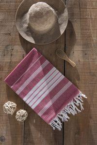 turkish pestemal towel striped 3