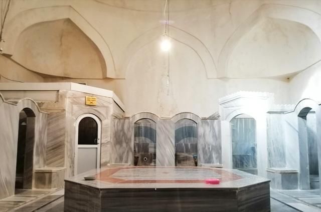 Cinili Hamam - Cinili Turkish Bath 1