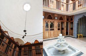 Cinili Hamam - Cinili Turkish Bath 2